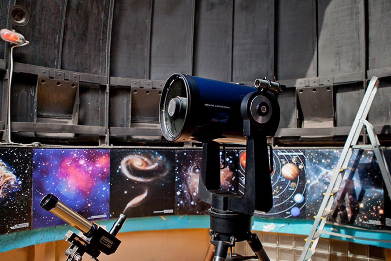 Фото: Санкт-Петербургский планетарий