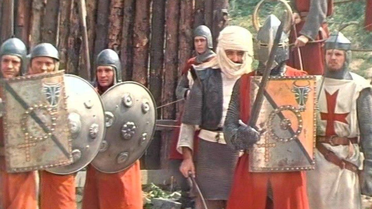 Баллада одоблестном рыцаре Айвенго - Приключения, Фильм