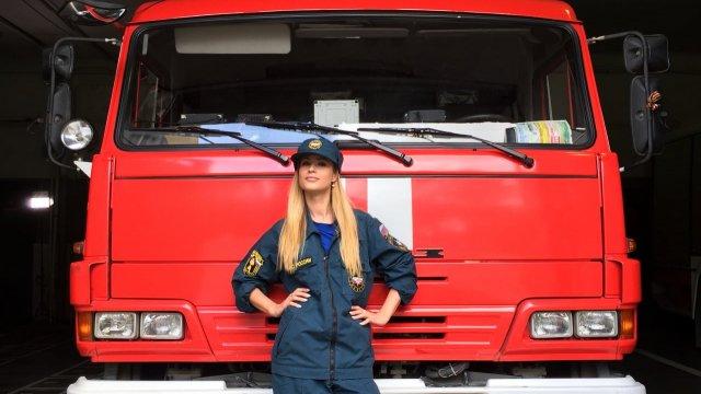 Татьяна Кирилюк знакомится с новыми профессиями В программе «Стажёрка»