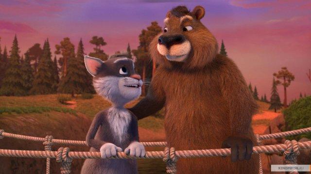 Мировая премьера анимационного фильма «Два хвоста» на телеканале «Дом кино Премиум»