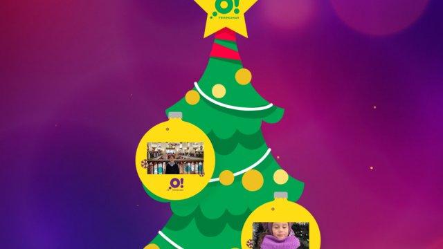 Телеканал «О!» представляет новогодние премьеры!