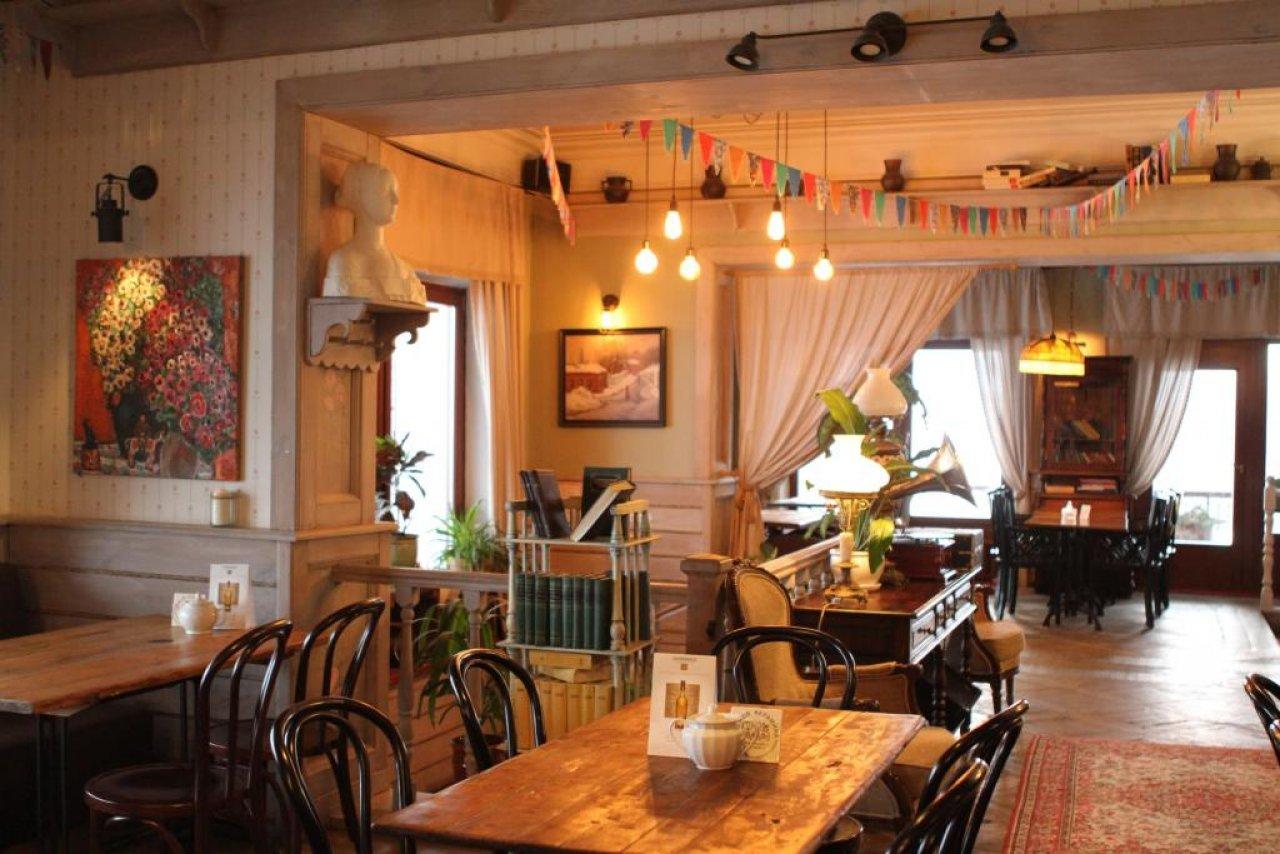 Фото: ресторан «Гостиный двор»