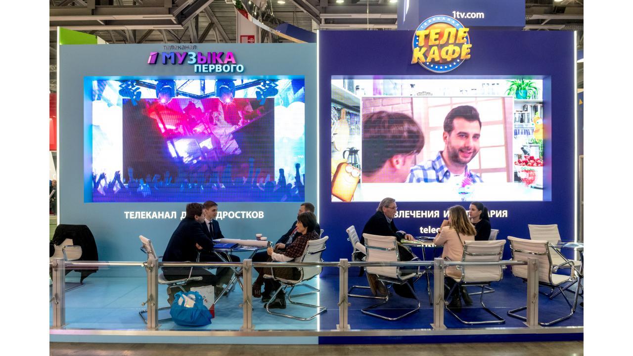 «Первый канал. Всемирная сеть» — участник и генеральный медиапартнёр выставки-форума CSTB Telecom&Media'2019