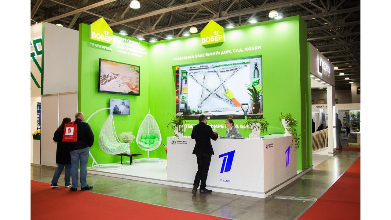 Телеканал «Бобёр» отметил спецпризом дизайнеров и архитекторов на выставке BATIMAT RUSSIA 2019