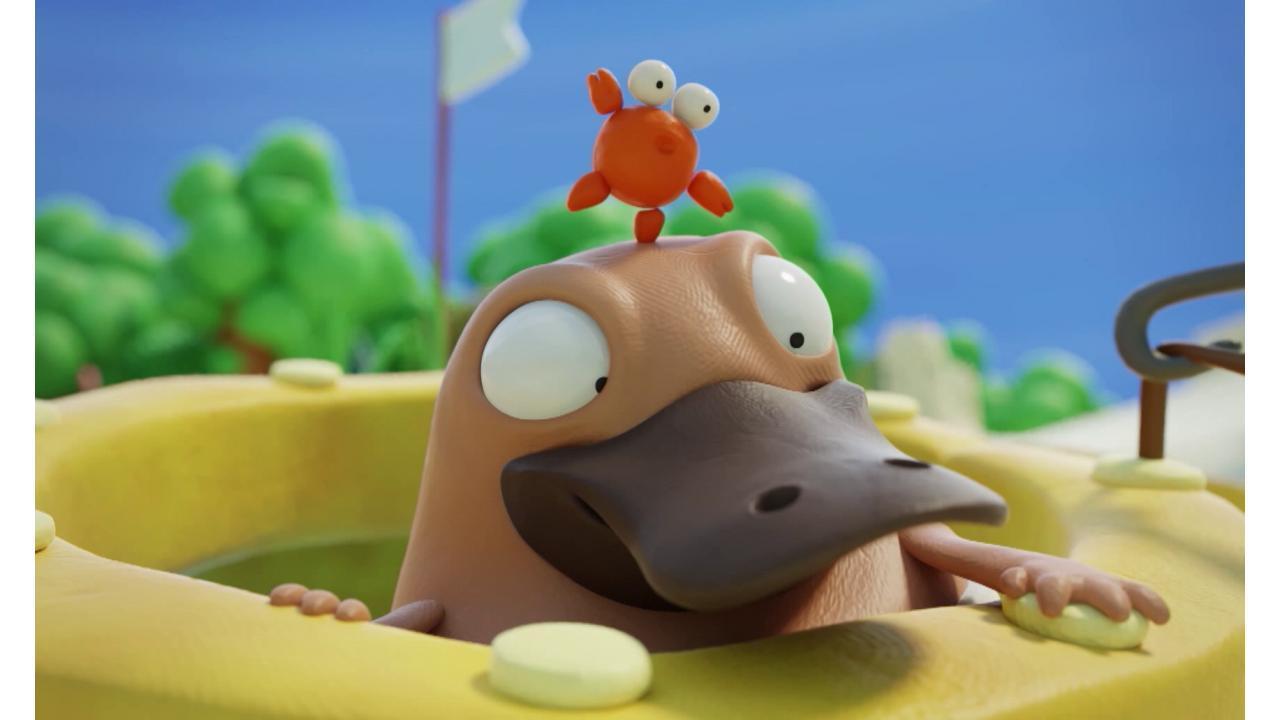 Телеканал «О!» представляет российскую премьеру мультсериала «Меня зовут Не-Не»