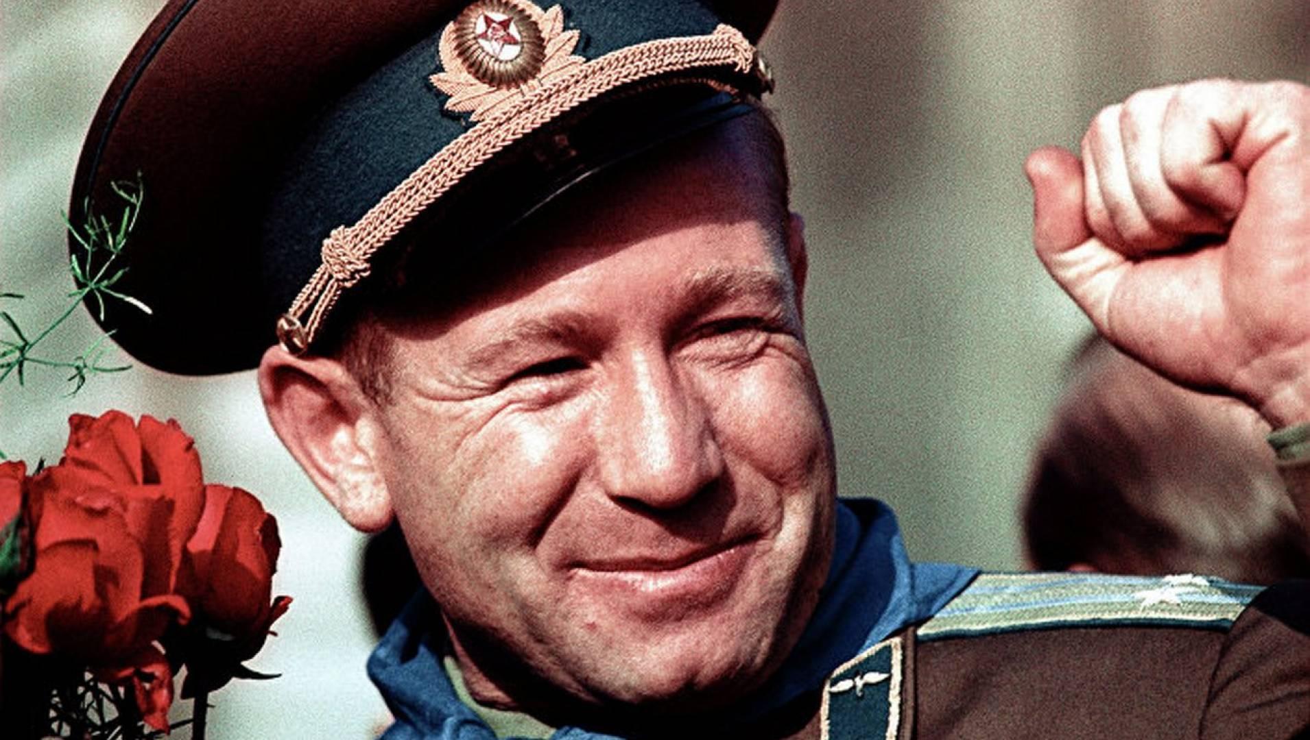 Космическая одиссея Алексея Леонова - Документальный фильм