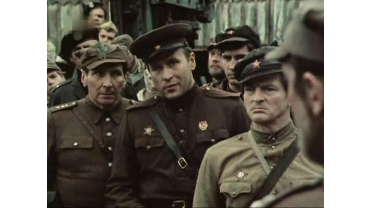 Телеканал «ПОБЕДА» покажет военную драму «Переправа»