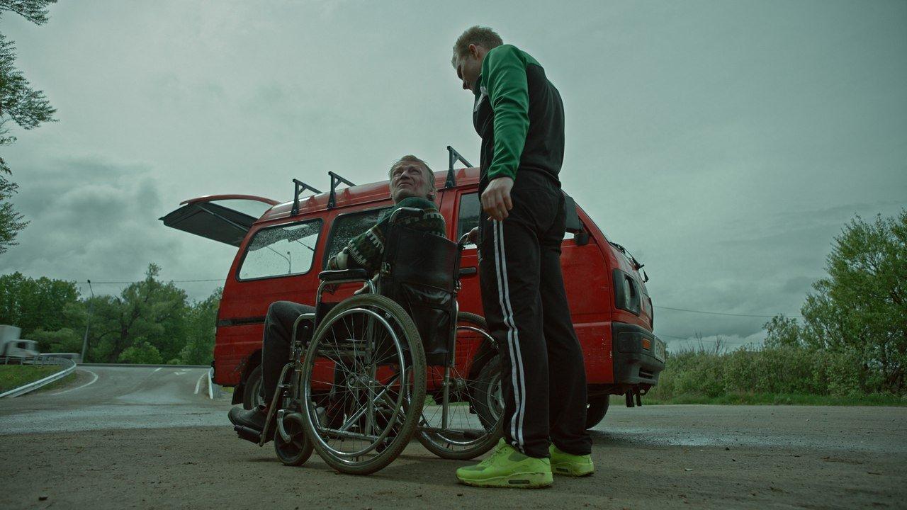Как Витька Чеснок вёз Лёху Штыря в дом инвалидов - Драма, Фильм