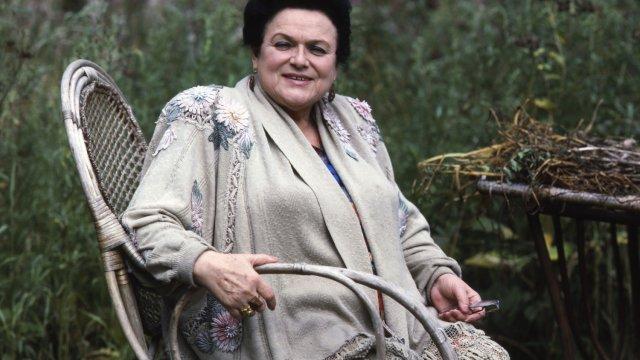 Документальный фильм о королеве русской песни