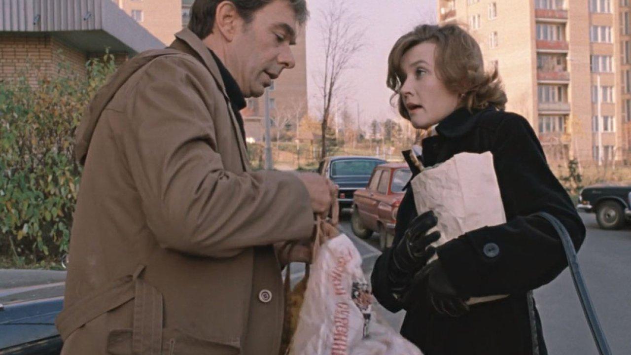 Москва слезам неверит - Мелодрама, Фильм