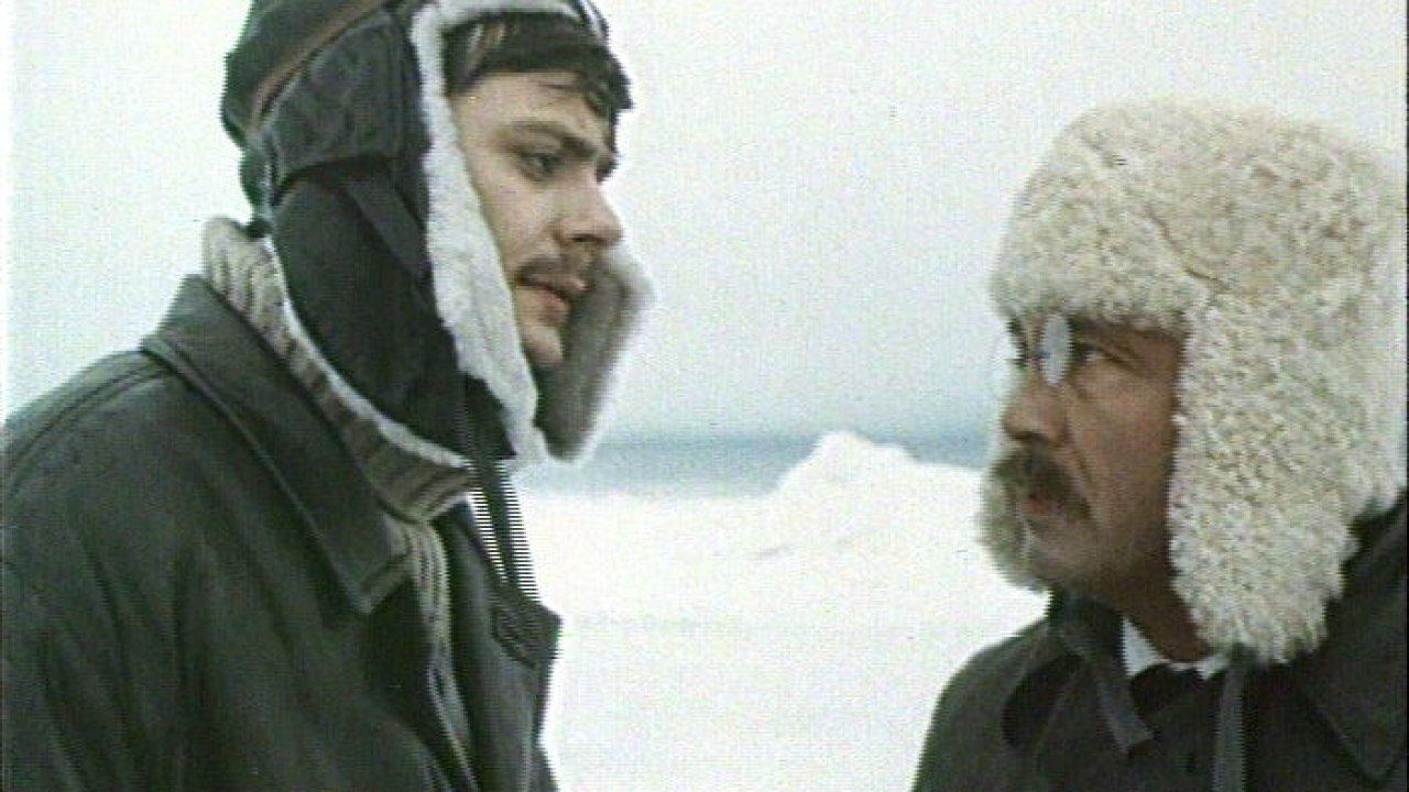 Красная палатка - Приключения, Фильм