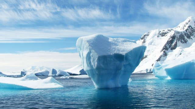 Антарктида. Хождение за три полюса