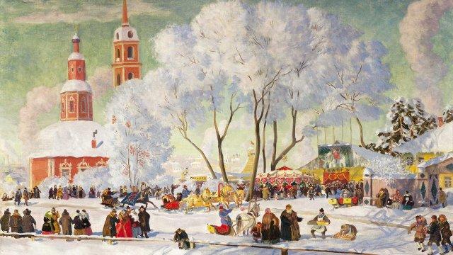 Рождество в России. Традиции праздника