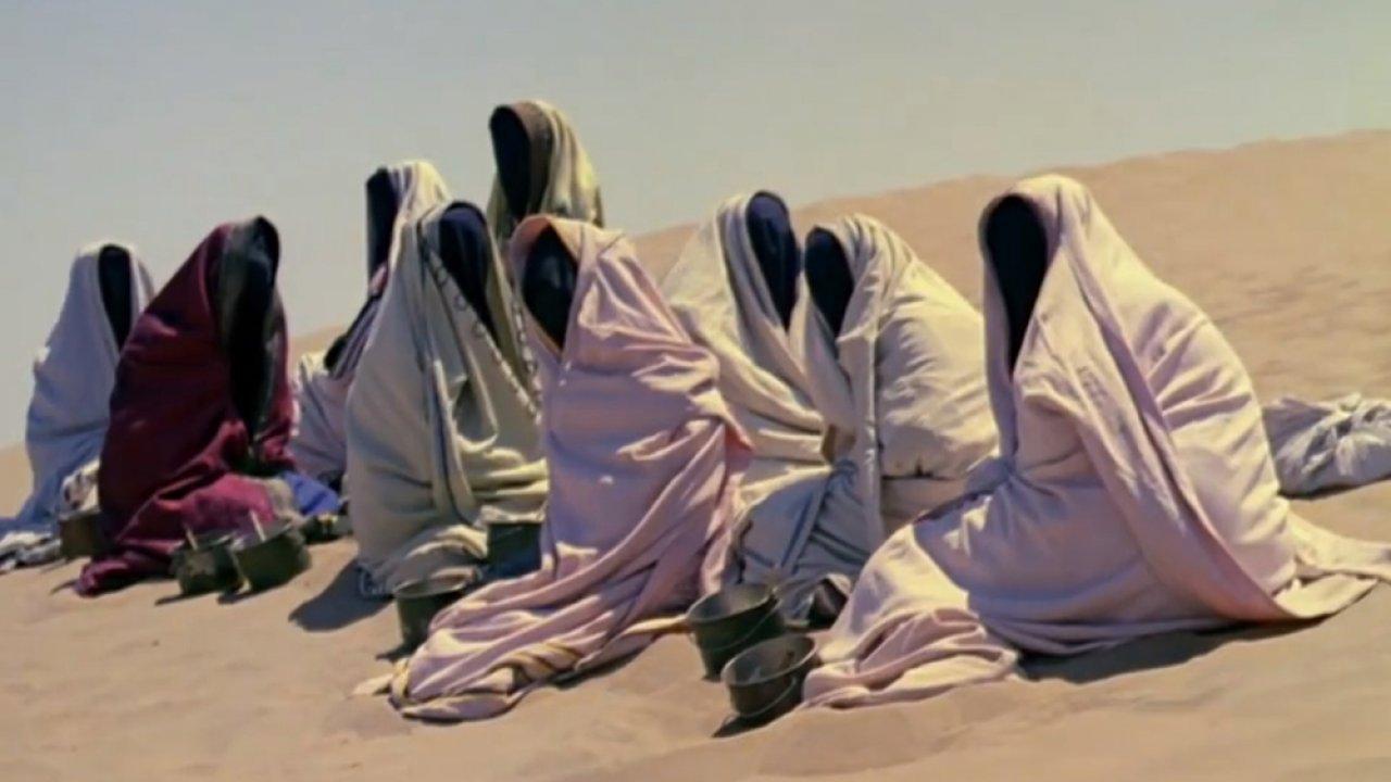 СЛОЖНЫЙ ТЕСТ на знание фильма «Белое солнце пустыни»