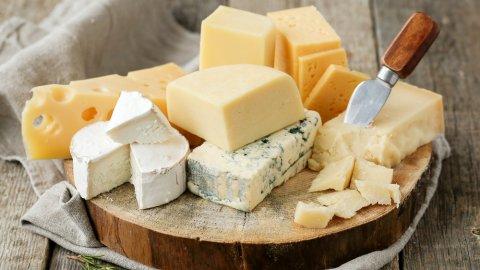 Насколько хорошо вы разбираетесь в сырах?