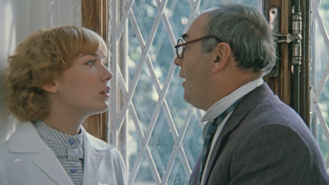 ТЕСТ: Помните ли вы фильм «Покровские ворота»?