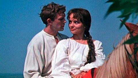 ТЕСТ: Помните ли вы фильм «Свадьба в Малиновке»?