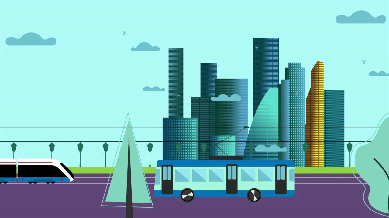 Знаете ли вы, как устроен город?