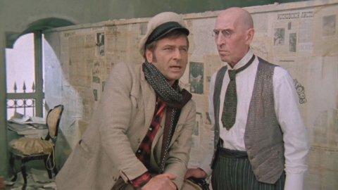 ТЕСТ: Хорошо ли вы помните фильм «Двенадцать стульев»?