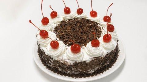 ТЕСТ специально для женщин: Угадайте торт