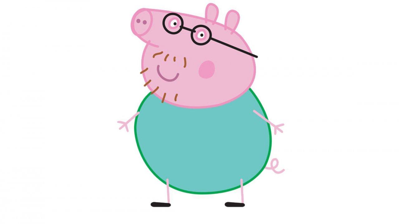 Угадайте персонажей «Свинки Пеппы» по картинке!
