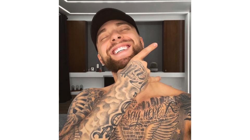 Чья звёздная татуировка?
