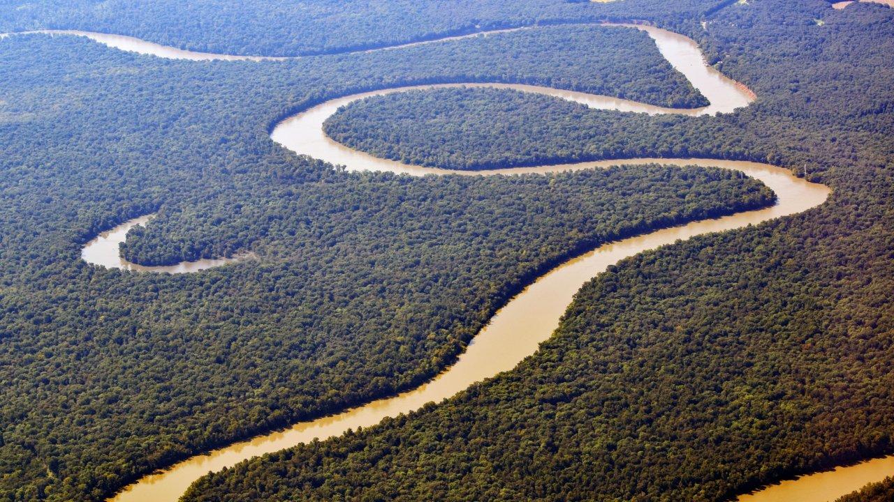 ТЕСТ Угадайте, что за река