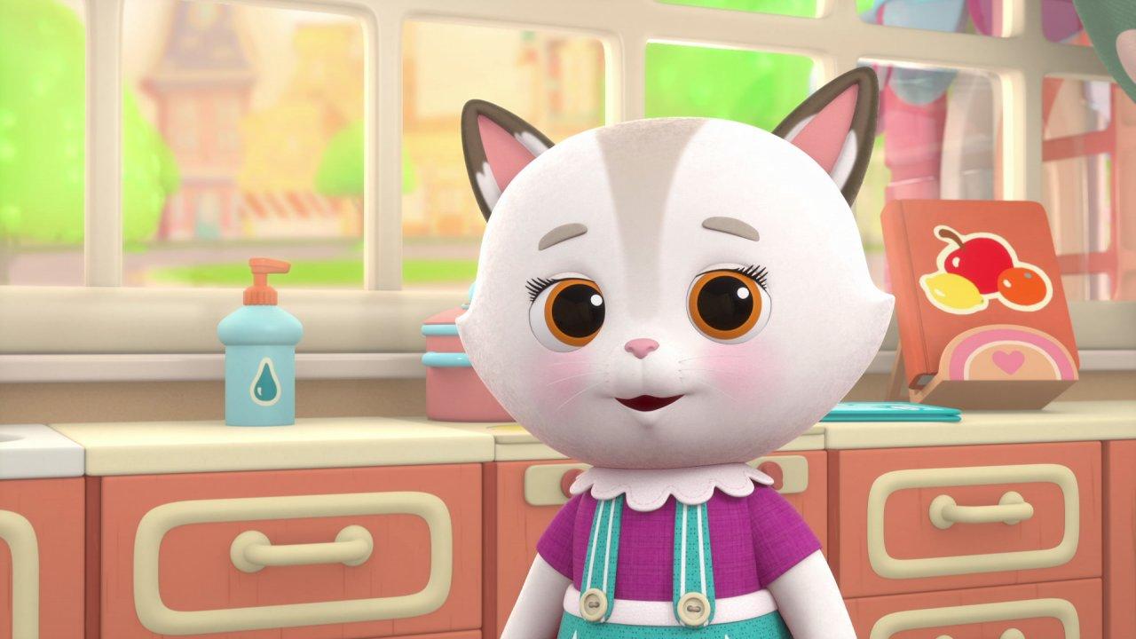Кто вы из мультсериала «Кошечки-собачки»?