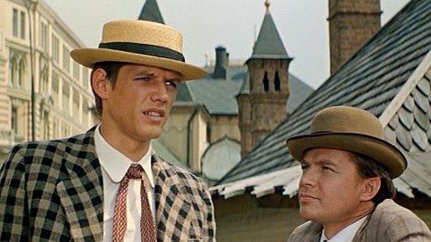 ТЕСТ: Угадайте отечественный детективный фильм по одному кадру!