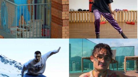 Какой ты танцор?
