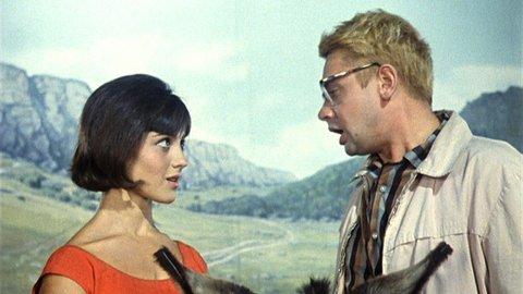 ТЕСТ: Кому из героев фильма «Кавказская пленница, или Новые приключения Шурика» принадлежит цитата?