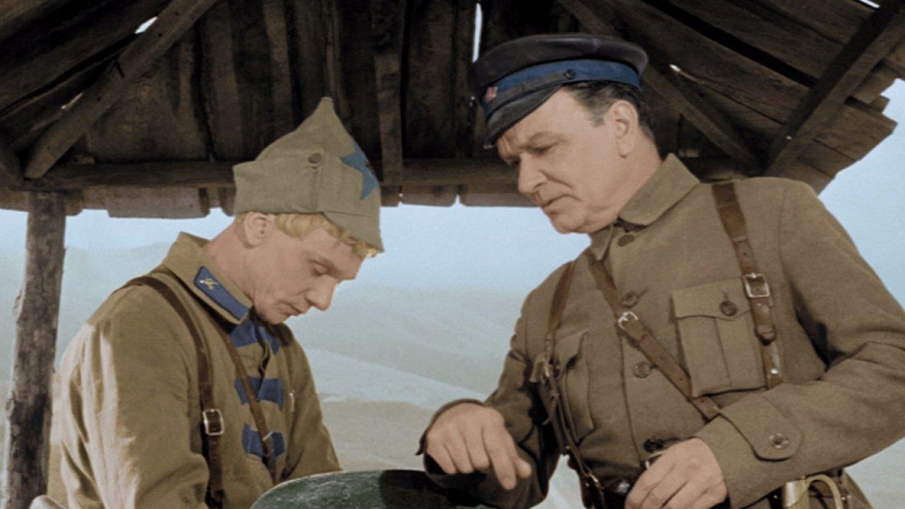 ТЕСТ: Хорошо ли вы помните фильмы о Великой Отечественной войне?