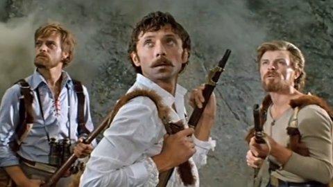 ТЕСТ: Насколько хорошо вы помните фильм «Земля Санникова»?