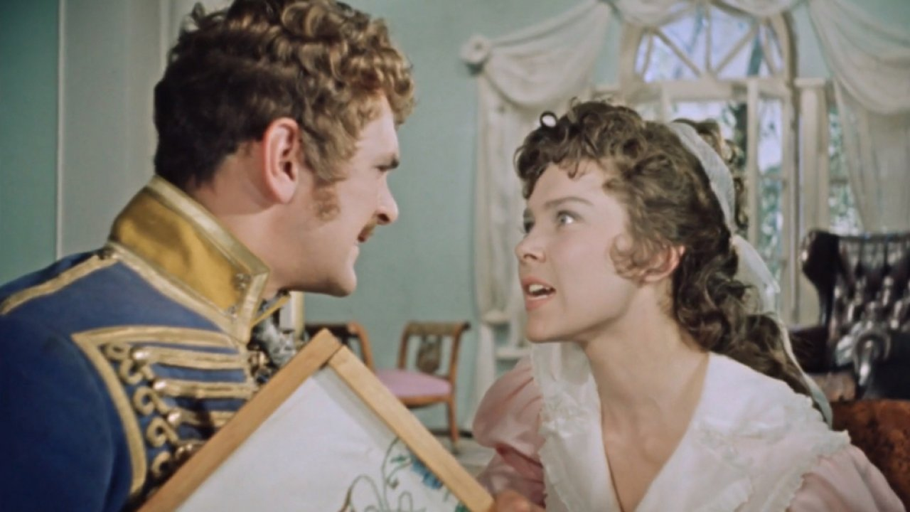 ТЕСТ: Помните ли вы фильм «Гусарская баллада»?