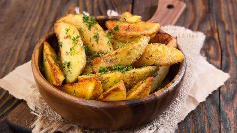 ТЕСТ: Блюда из картофеля