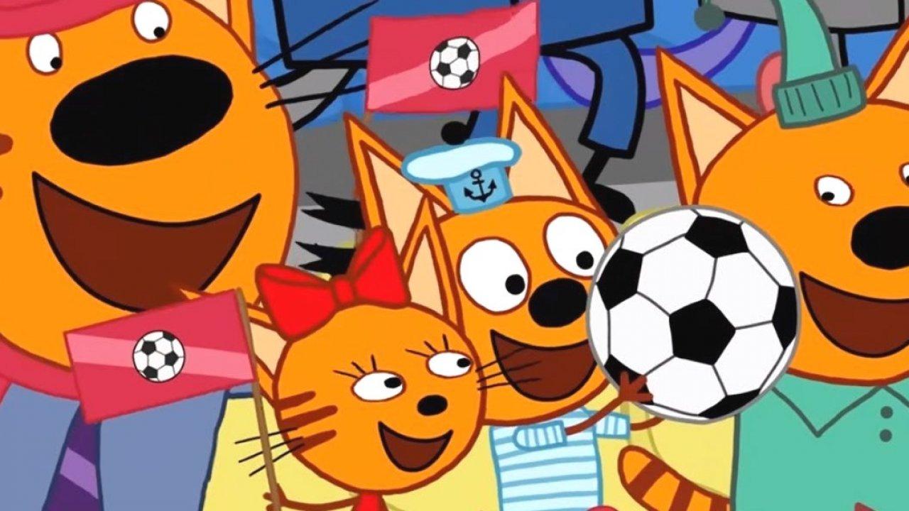 «Три кота»: хорошо ли вы знаете героев?