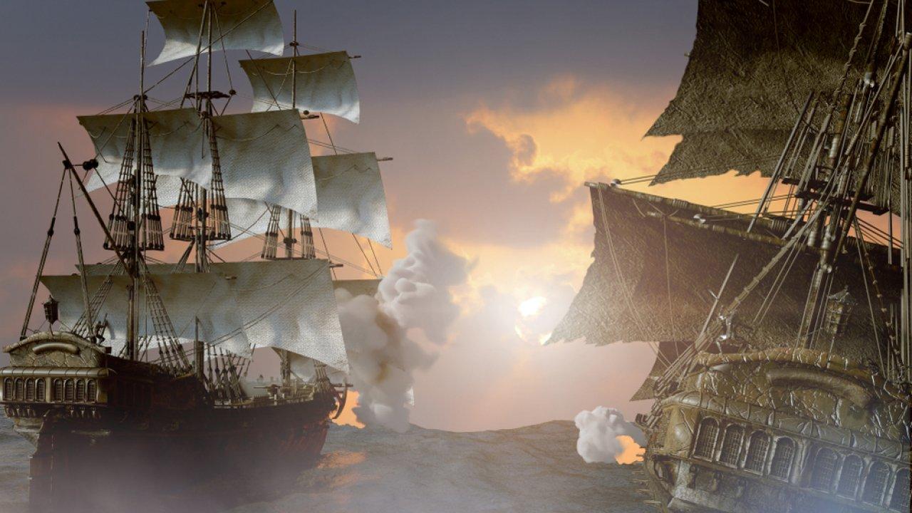 ТЕСТ. Много ли вы знаете о пиратах?