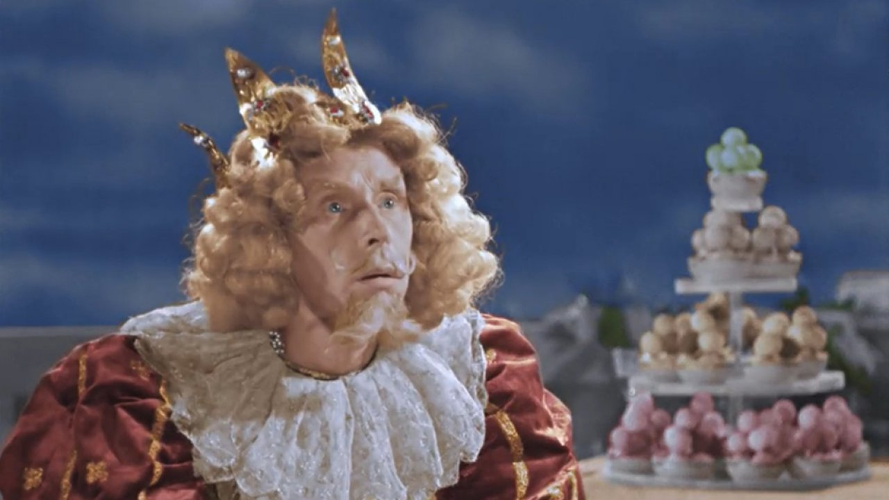 ТЕСТ: Угадайте, из какого фильма сказочный король?