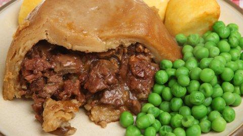 ТЕСТ: Угадайте блюдо британской кухни!