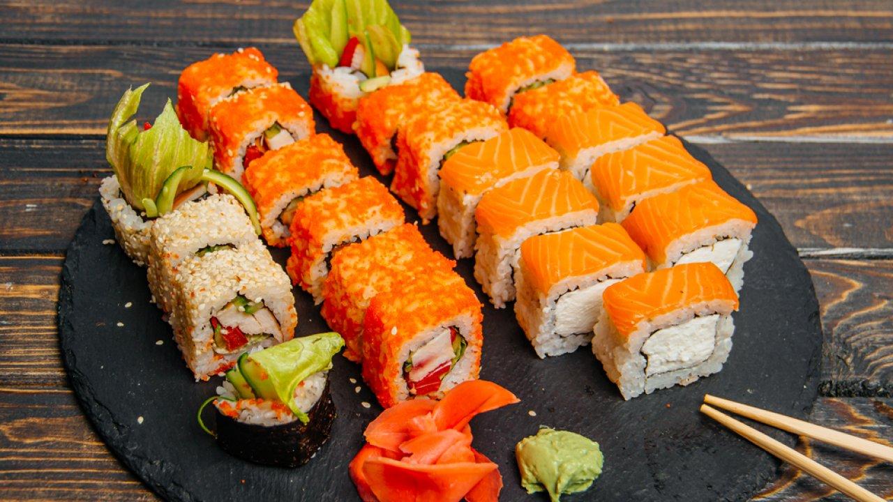 ТЕСТ: Угадайте блюдо японской кухни!