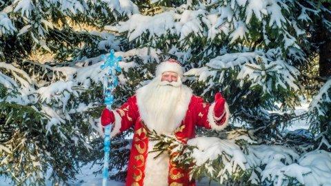 Знакомы ли вы с Дедами Морозами из разных стран?