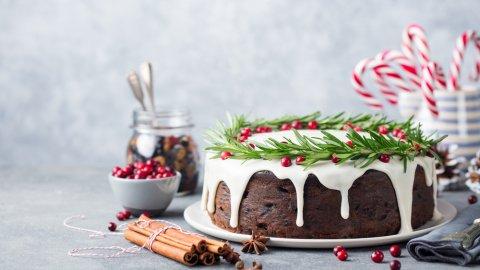 ТЕСТ: Рождественский торт