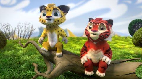 «Лео и Тиг: хорошо ли вы знаете героев мультсериала?