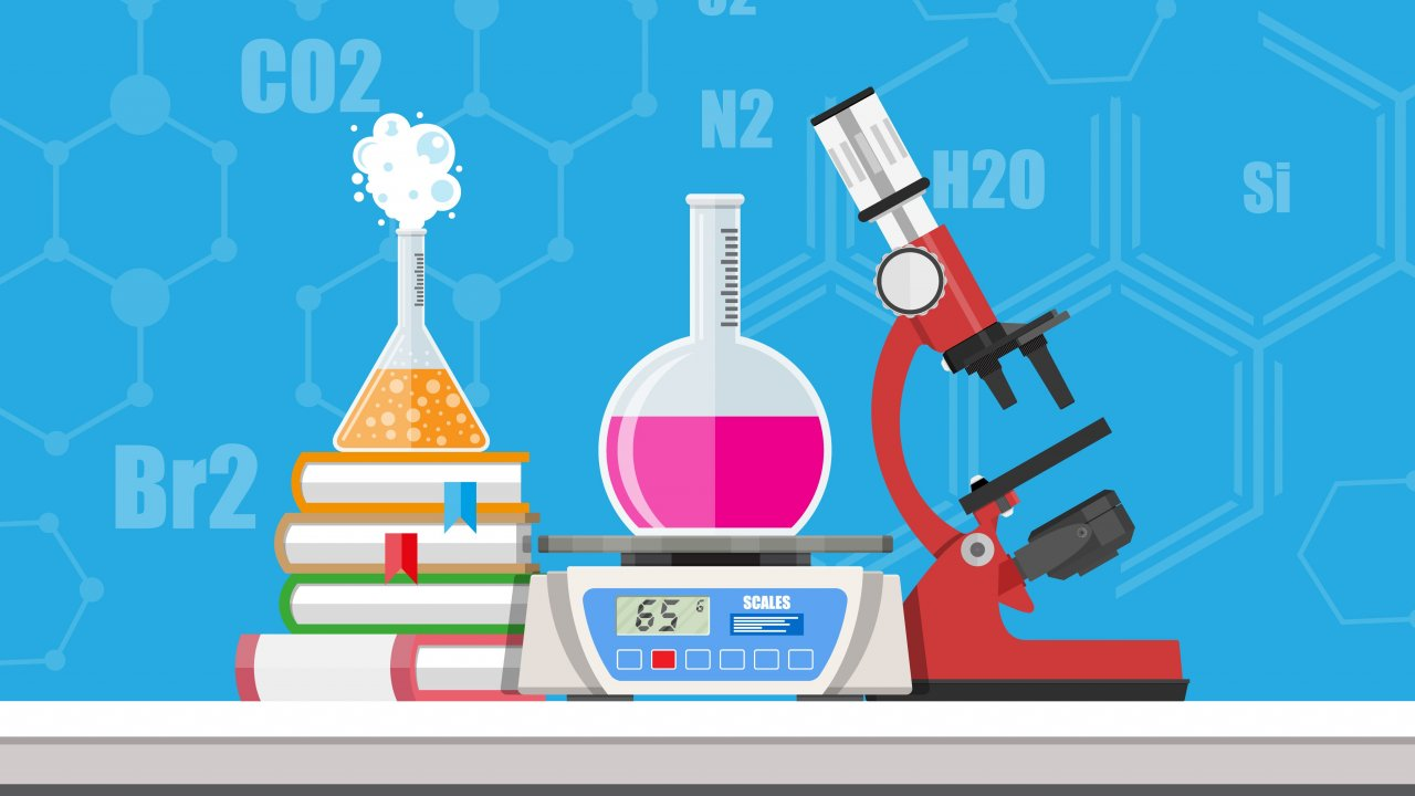 Тест! Научный интерес