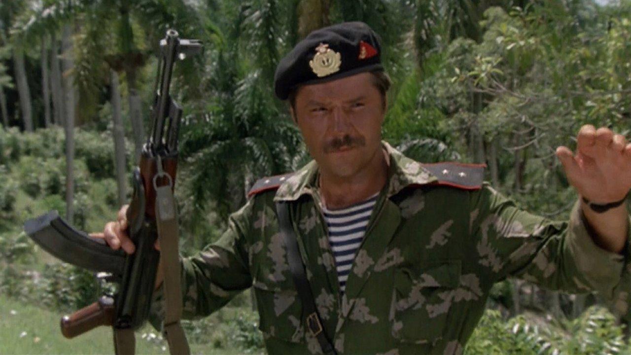 ТЕСТ: Угадайте отечественный боевик по одному кадру!