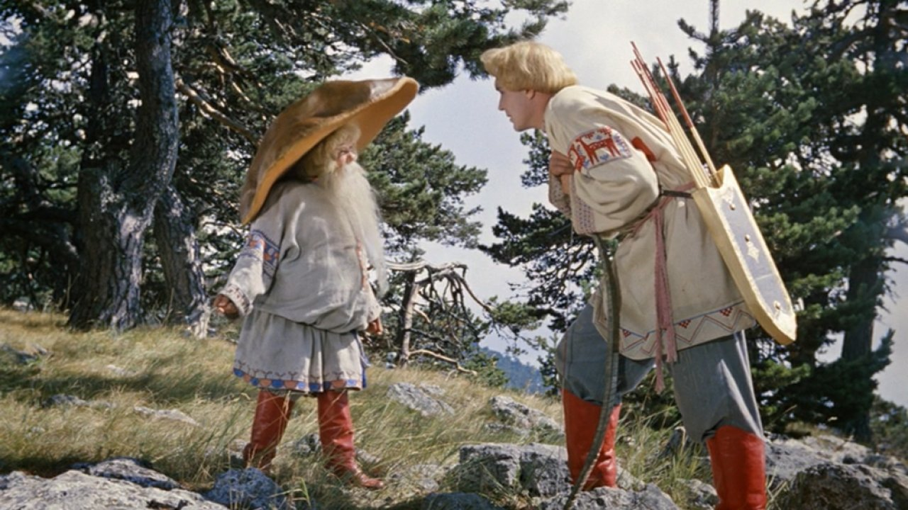 ТЕСТ: Угадайте фильмы-сказки Александра Роу по одному кадру!