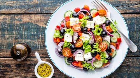 ТЕСТ: Угадайте блюд греческой кухни!