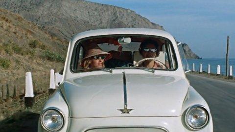 ТЕСТ: Угадайте, из какого фильма автомобиль?