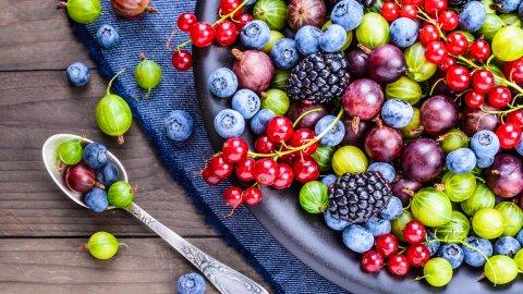 ТЕСТ: Угадайте лесную ягоду!