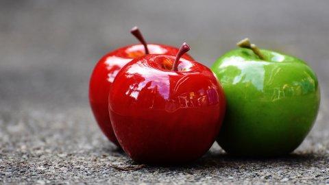 ТЕСТ: Угадайте сорт яблок!